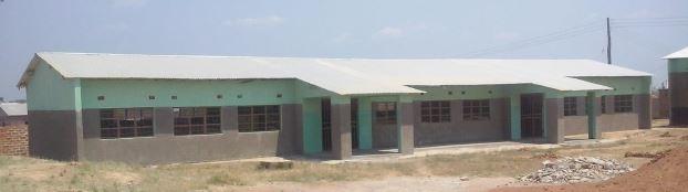 Projectvoorstel schoolgebouw Isoka